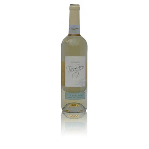 Domaine de Beaujeu l'Authentique BIO blanc disponible sur le wineshop d'Histoire de boire