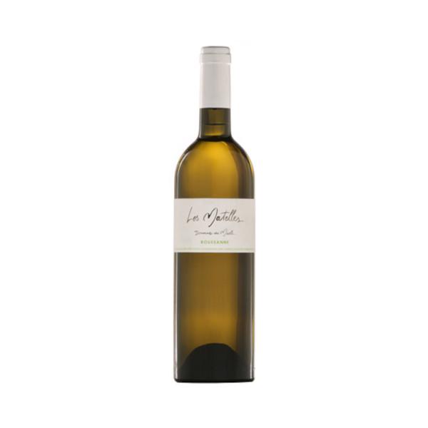 Domaine des Maels Les Matelles BIO blanc disponible sur le wineshop d'Histoire de Boire